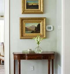 pictures above hallway table [ 1080 x 1436 Pixel ]