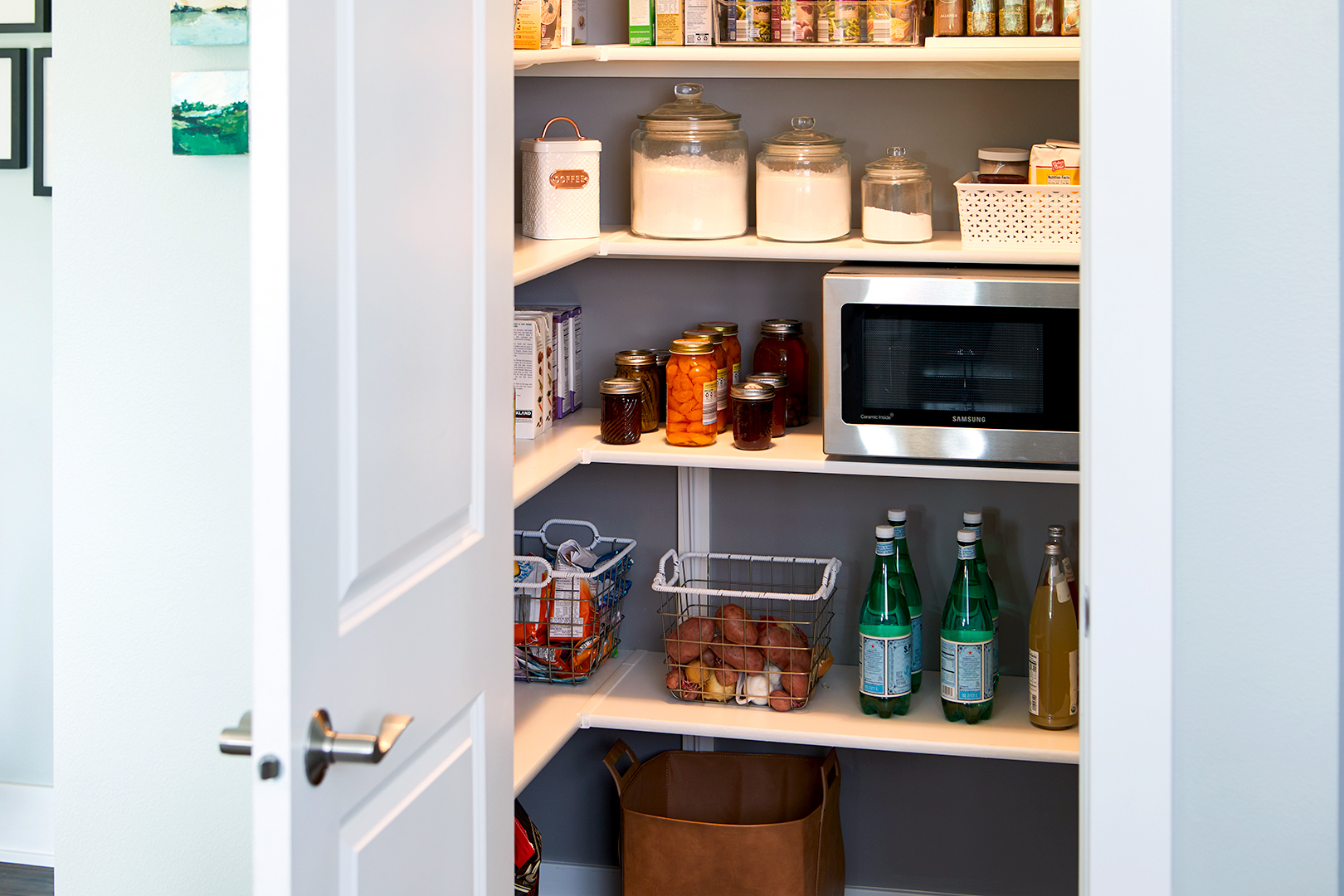 kitchen pantry storage carnage how to build custom shelves organized in