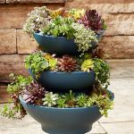 How To Make A Succulent Tower Planter Better Homes Gardens