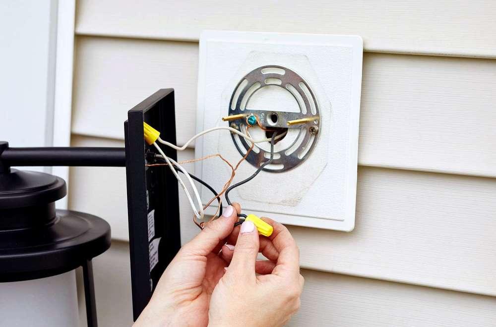 medium resolution of light fixtures on installing new light fixtures or security wiring outdoor light fixture wiring diagram