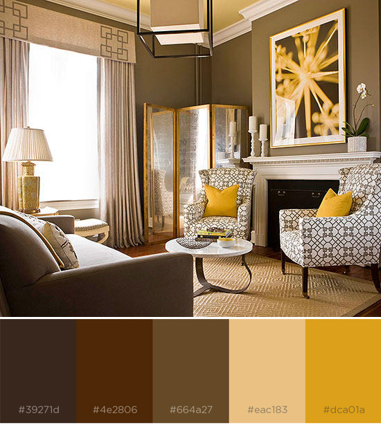 what color should you paint your living room with brown furniture decorating ideas rooms grey walls colors go and yellow combo swatches