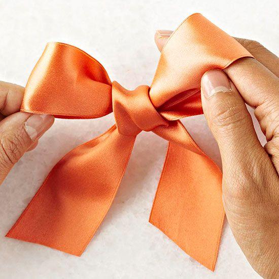 make a classic bow