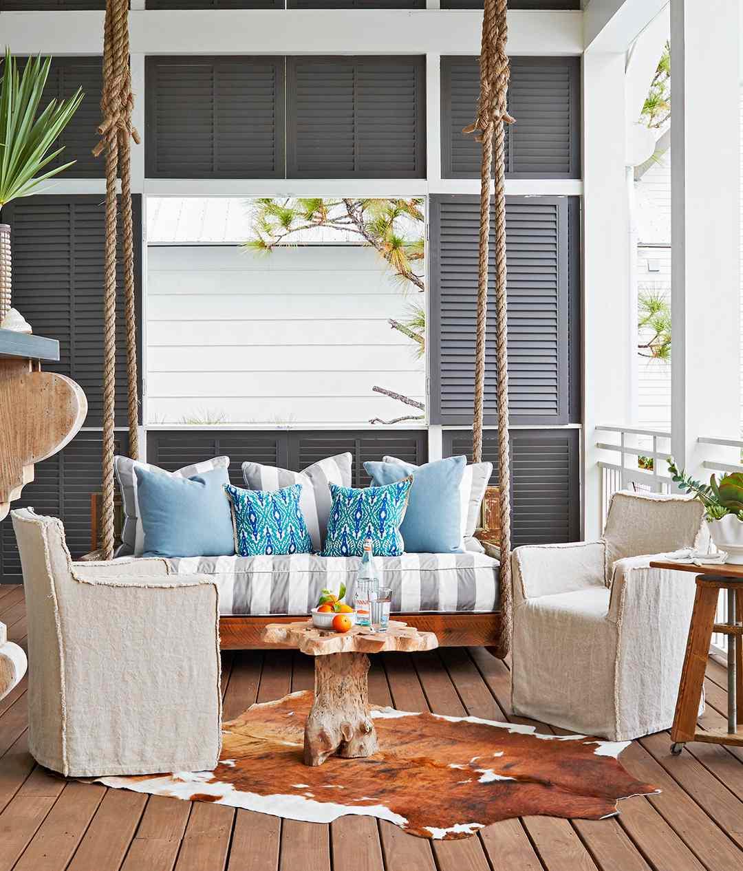 This Florida Beach House Mixes Urban Flair And Rustic Charm