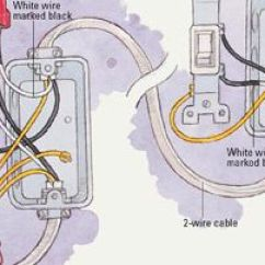 Wiring A Light Fixture Diagram 5 Ohm Installing Switched Receptacle Scw 188 02 Jpg