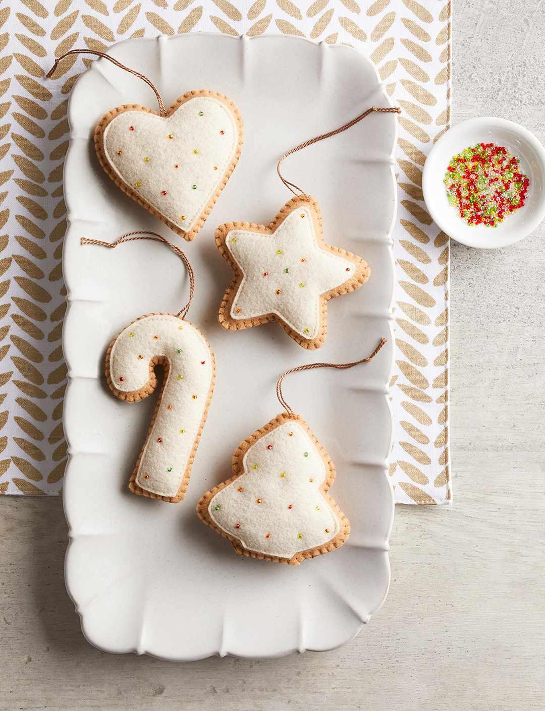 Christmas Cookie Ornament Recipe