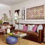 Lovely Brown Sofa Living Room Decorating Ideas 43 Ideas Lbslrdi Wtsenates Info