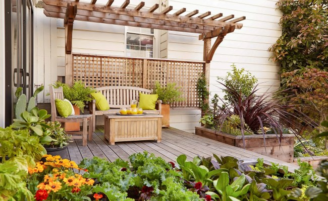 16 Simple Solutions For Small Space Landscapes Better