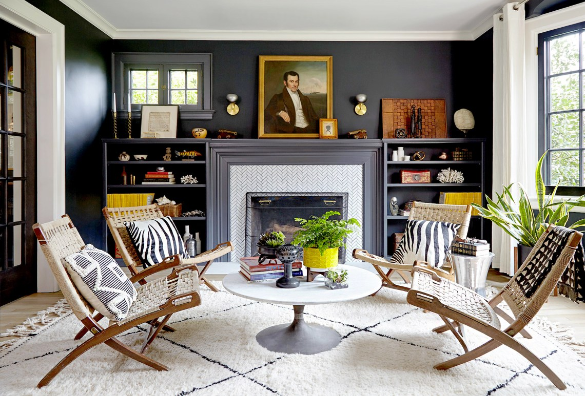 21 Gorgeous Gray Living Room Ideas For A Stylish Neutral Space Better Homes Gardens