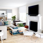 16 Clever Ways To Use Furniture For Living Room Storage Better Homes Gardens