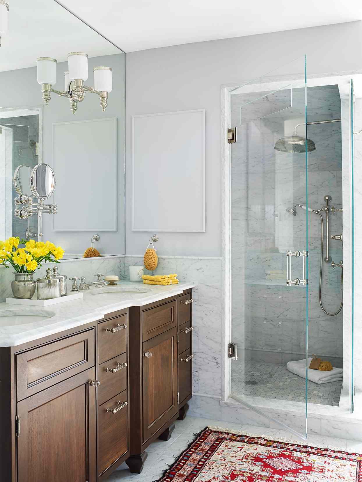 20 stunning walk in shower ideas for