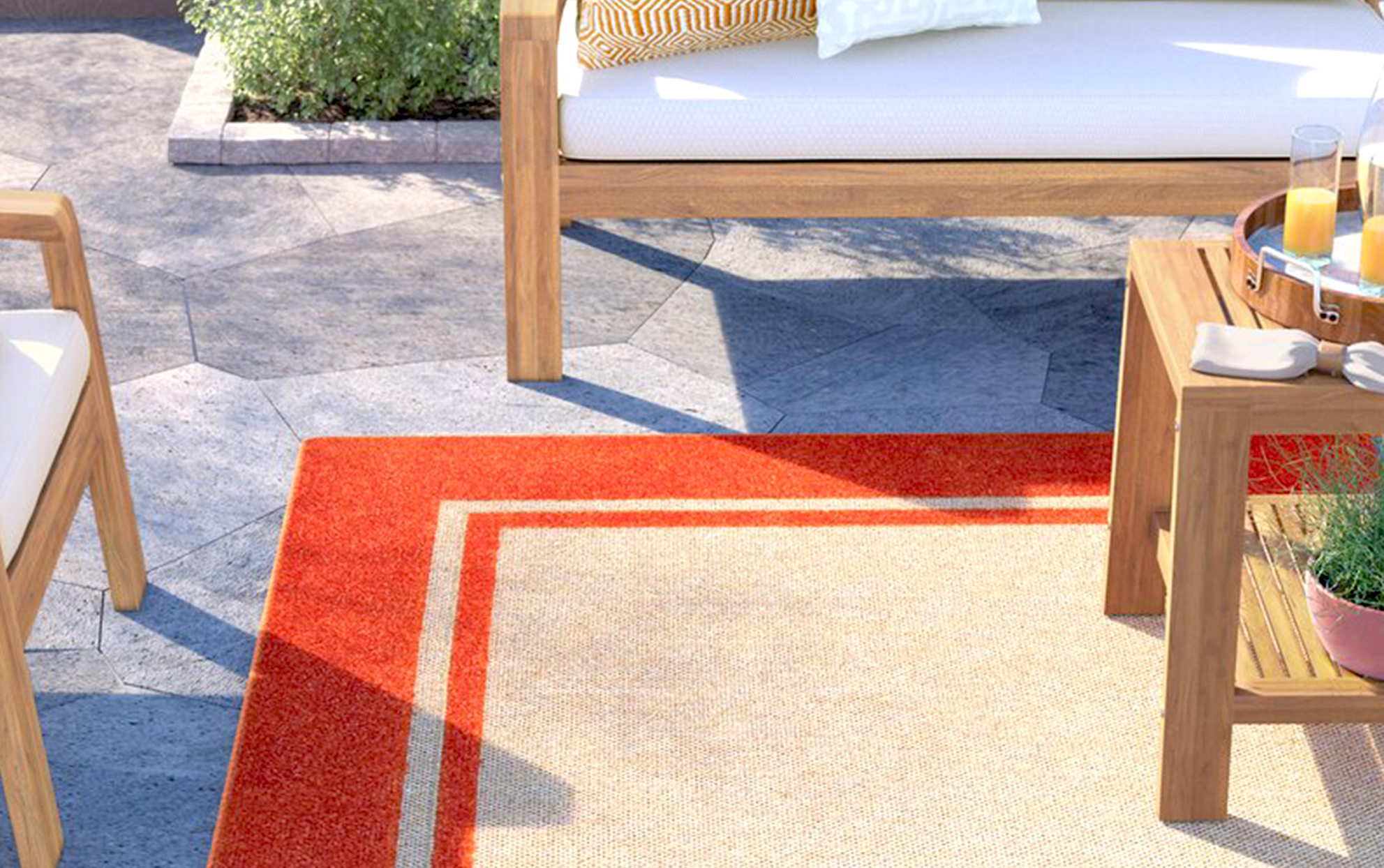 the 11 best outdoor rugs according to