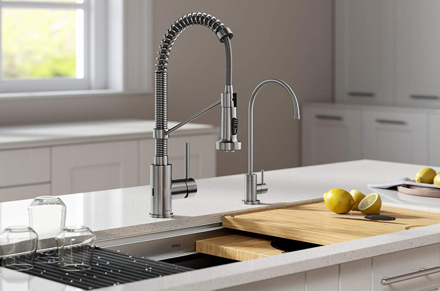 the 8 best touchless kitchen faucets