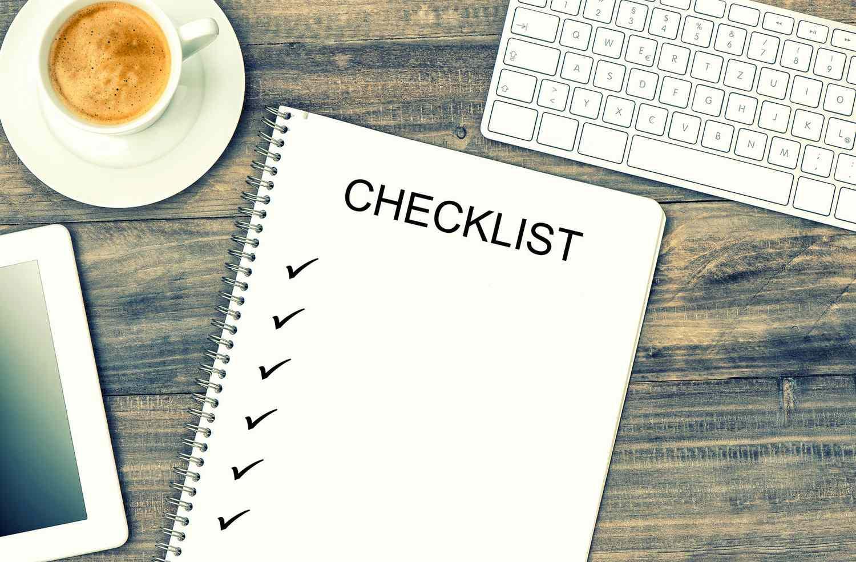 a preconception checklist parents