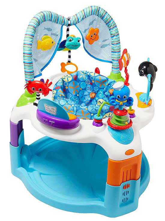 best stationary activity centers