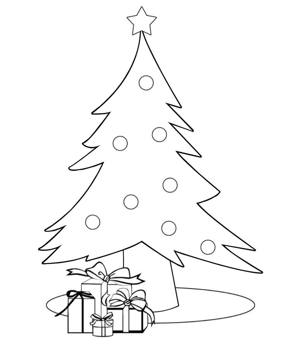 medium resolution of 13 Printable Christmas Coloring Pages for Kids   Parents