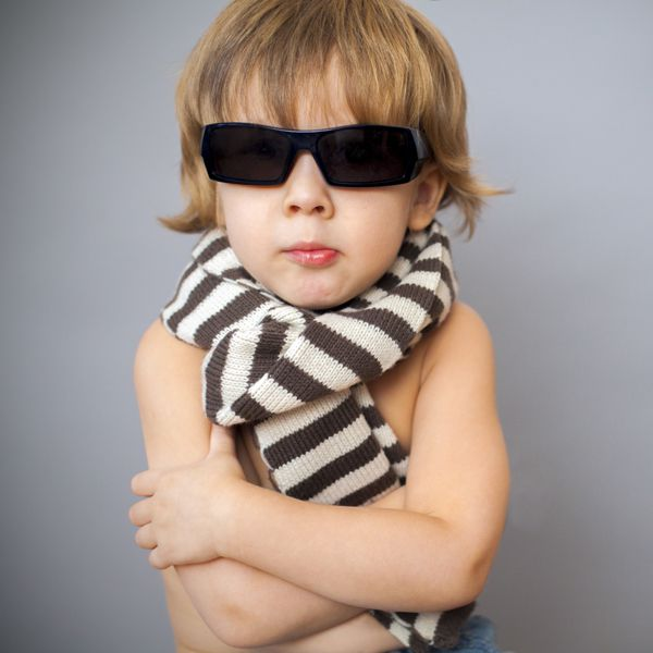 cool and unique boy