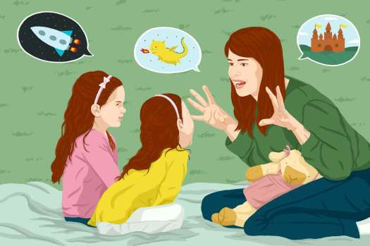 I'm a Mom and a Children's Book Author: Here's How to Tell a Really Good  Story | Parents