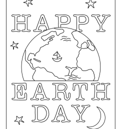 10 Free Earth Day Coloring Pages for Kids   Parents [ 3300 x 2550 Pixel ]