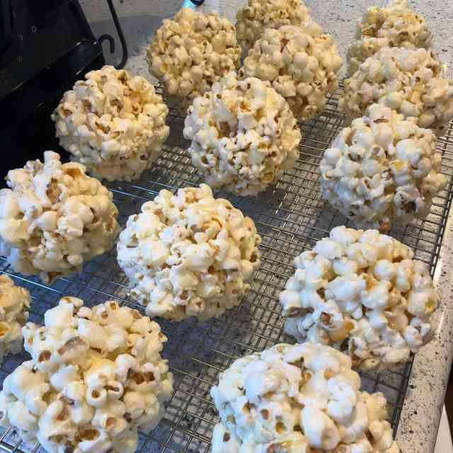 Popcorn Ball Recipes  Allrecipes
