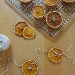 How To Make A Festive Dried Orange Garland Eatingwell