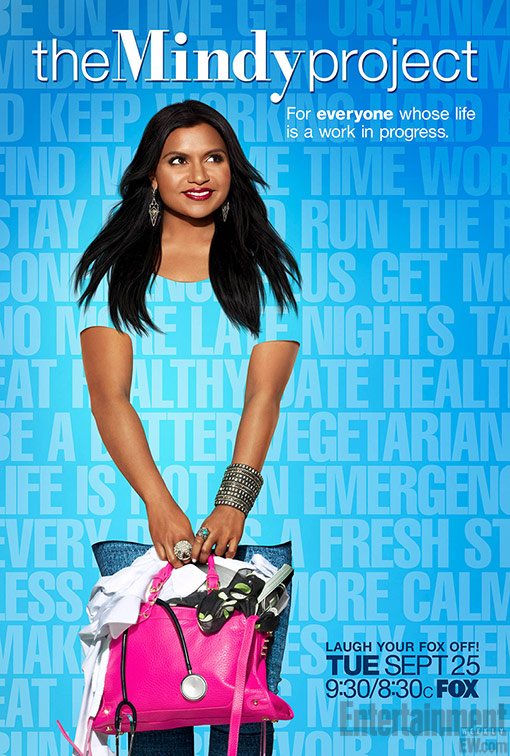 The Mindy Project Streaming : mindy, project, streaming, Fox's, 'Mindy, Project', Official, Poster, Unveiled, PHOTO, EW.com