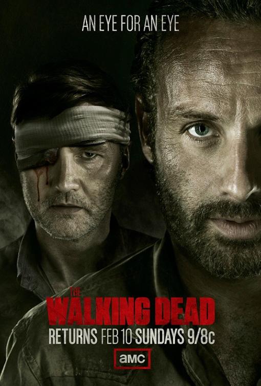 Walking Dead Saison 6 Streaming : walking, saison, streaming, Walking, Dead', Midseason, Poster:, EW.com