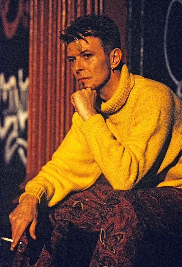 David Bowie 1997 : david, bowie, David, Bowie, Interview, Archive, EW.com