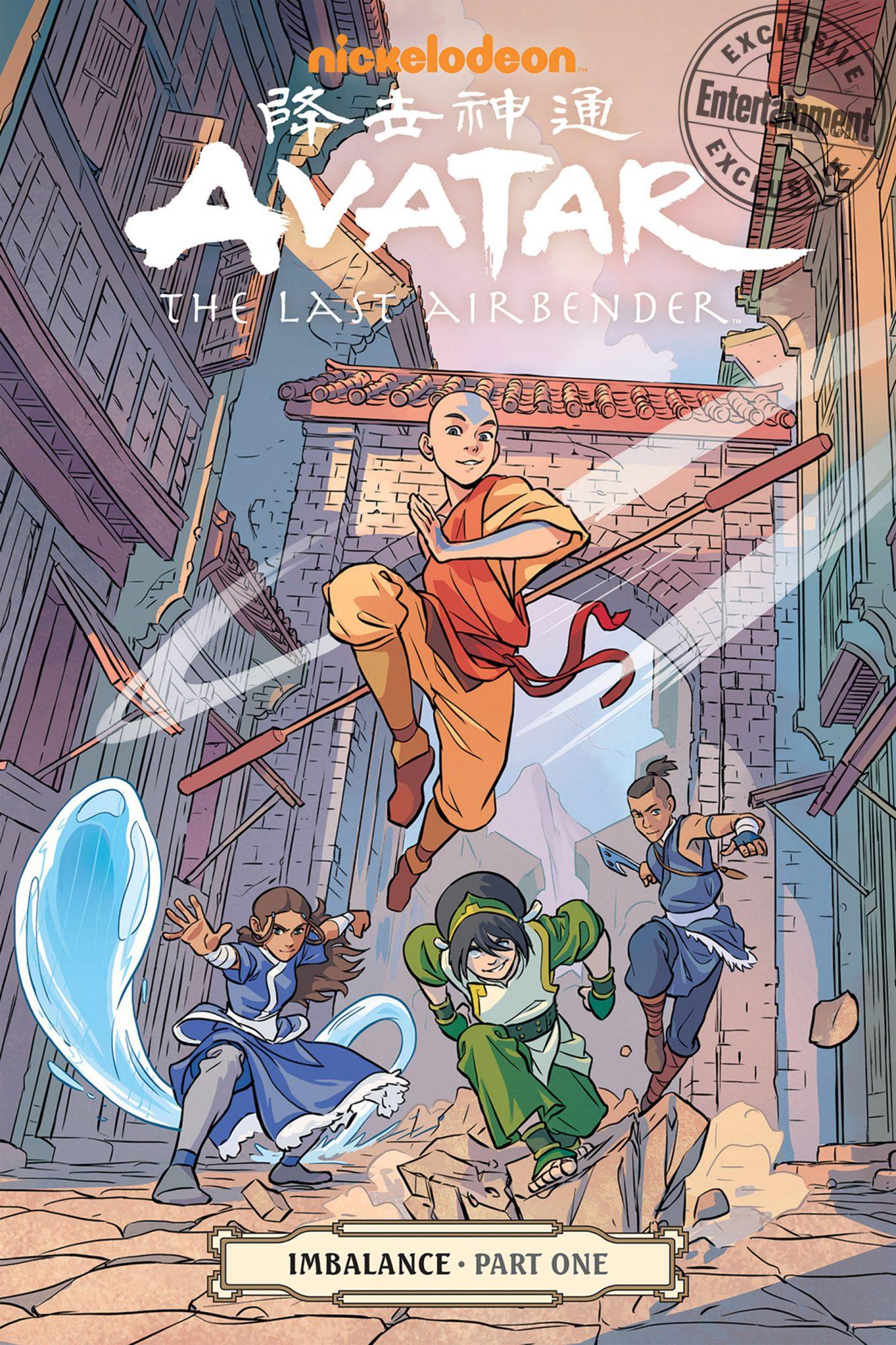 Avatar Comics Release Dates : avatar, comics, release, dates, Horse, Announces, Avatar:, Airbender, Comics, EW.com