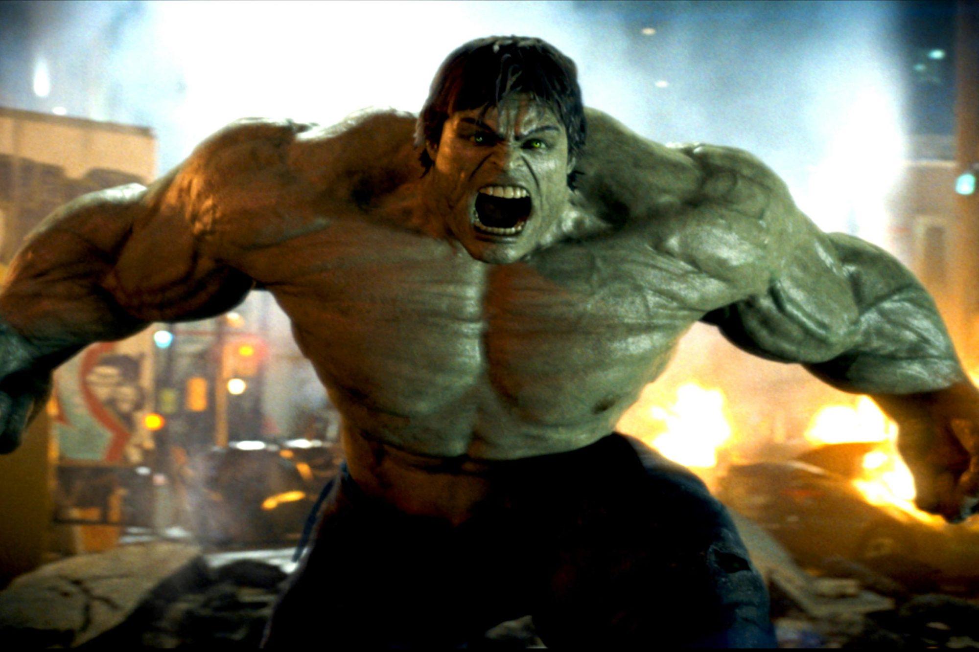 The Incredible Hulk MCU
