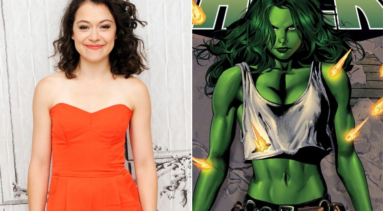 Tatiana Maslany to star in Marvel's She-Hulk Disney+ series | EW.com