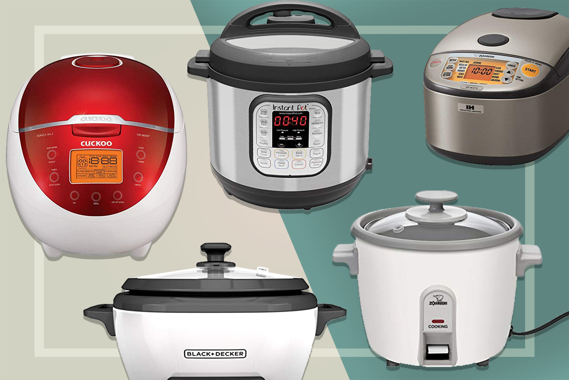11 best rice cookers for 2021