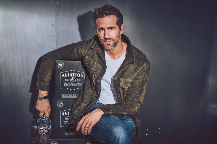 Ryan Reynold's Aviation Gin Sells for $610 Million to Diageo ...