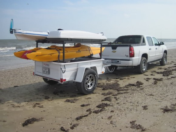 Kayak Trailer 11