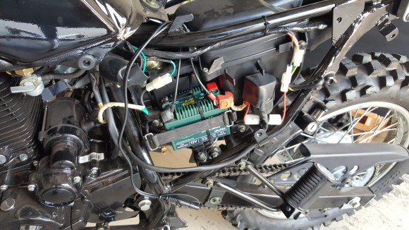 Hawk 250 Battery Tender Cable
