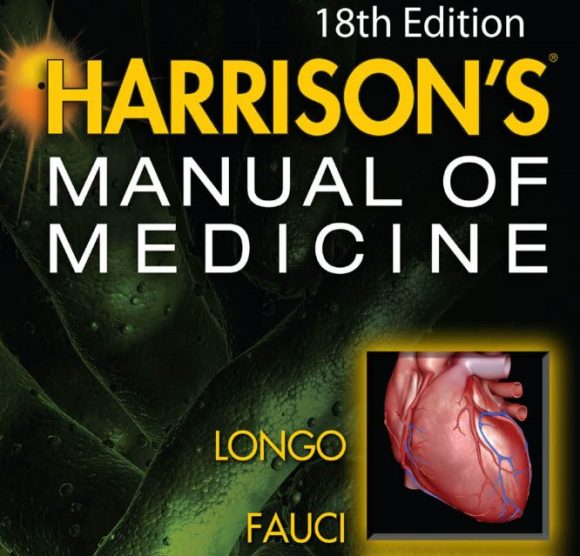 Harrisons Manual Of Medicine 18th Edition