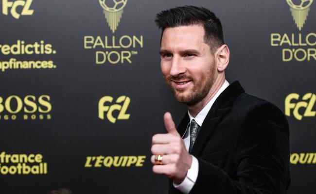 Ballon D Or 2019 Messi Réagit Après La Remise De Son