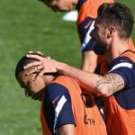 🚨 Tensions entre Mbappé et Giroud, Wijnaldum signe au PSG, Macron demande aux Bleus de « ramener la coupe à la maison »… les immanquables du jour !