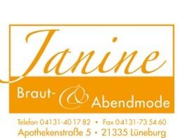 Janine Brautmoden Brautmode in Lneburg Altstadt