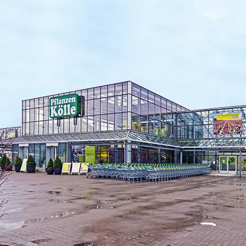Pflanzen Kölle Gartencenter GmbH & Co KG Hamburg Blumen In
