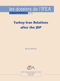 Un Tout Petit Coup De Main Pdf : petit, Turkey-Iran, Relations, After, Islamic, Revolution, Institut, Français, D'études, Anatoliennes