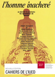 Des Ressources Et Des Hommes : ressources, hommes, L'homme, Inachevé, L'identité, Culturelle,, Source, Ressource, Graduate, Institute, Publications
