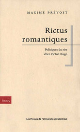 Quete Du Rire En Barre : quete, barre, Rictus, Romantiques, Chapitre, Saltimbanque, L'orateur, Presses, L'Université, Montréal