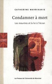 Exécution Réelle D Un Condamné à Mort : exécution, réelle, condamné, Condamner, Spectacle, Presses, L'Université, Montréal