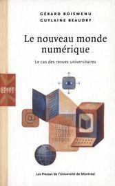 Combien Coute L Edition D Un Livre : combien, coute, edition, livre, Nouveau, Monde, Numérique, L'édition, L'ère, Presses, L'Université, Montréal