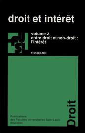 Fallait Pas Faire Du Droit : fallait, faire, droit, Droit, Intérêt, Chapitre, Subjectif, L'impossible, Partage, Presses, L'Université, Saint-Louis