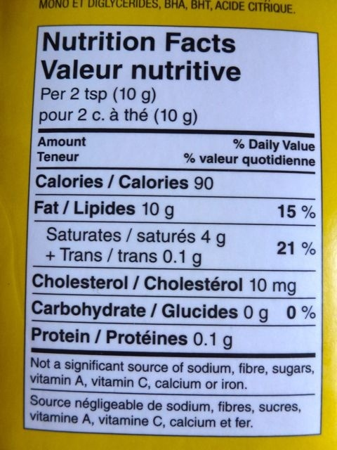 Shortening Nutrition Facts  Nutrition Ftempo