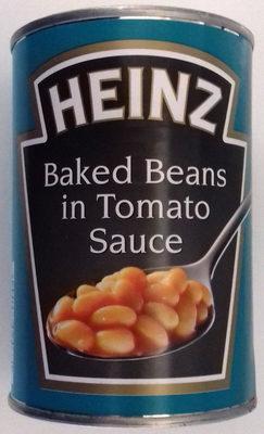 Baked beans in tomato sauce Heinz 415 g 212 g осн