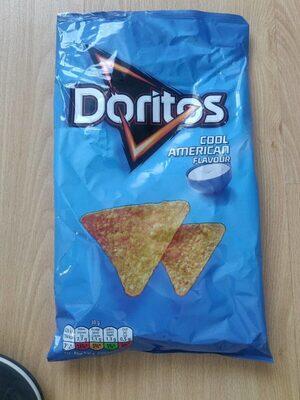 Doritos American Flavor : doritos, american, flavor, Doritos, American