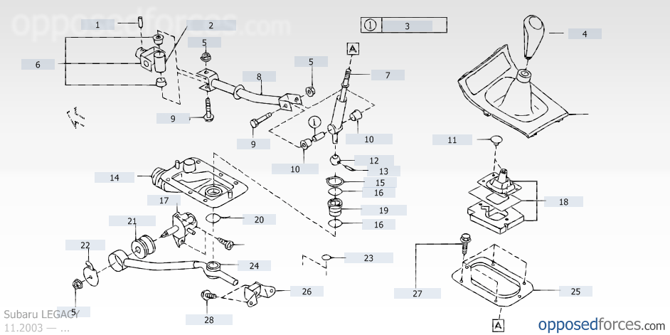subaru forester parts diagram 2002 mitsubishi lancer oz rally radio wiring 2003 data manual gear shift system legacy catalog recall