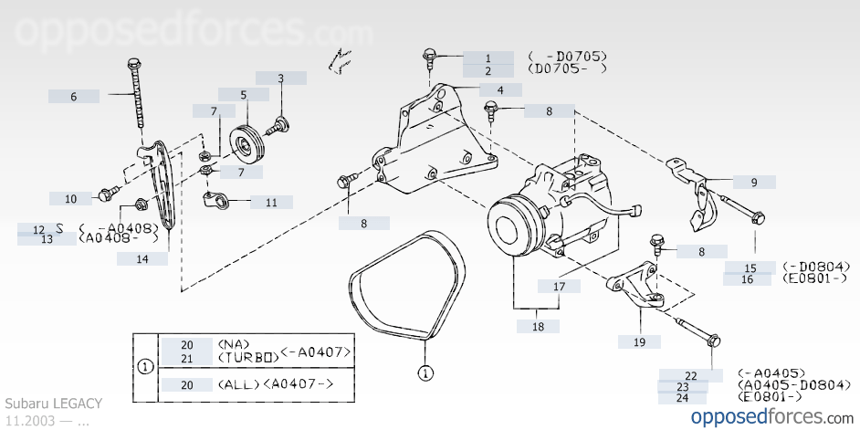 toyota mr2 mk1 wiring diagram auto start diagrams swap a/c compressor clutch/pulley/bearing? - subaru outback forums